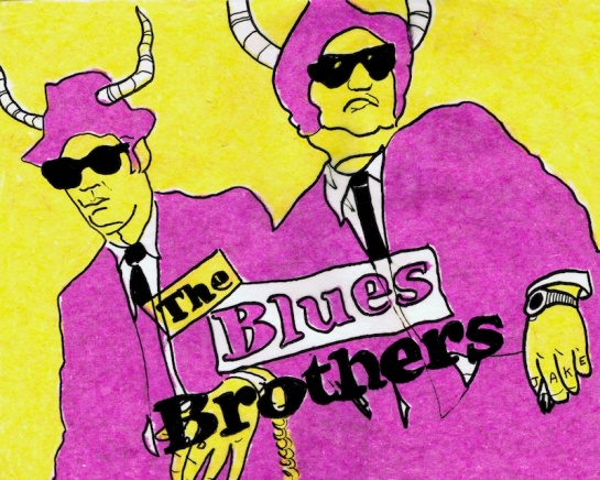 Blues Brothers SDF 2012