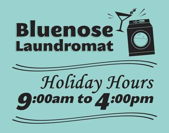 Bluenose Holiday Hours