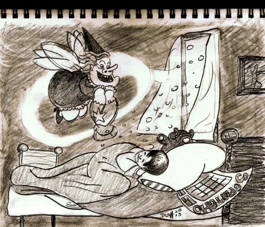 Scratch Fairy sdf 2013