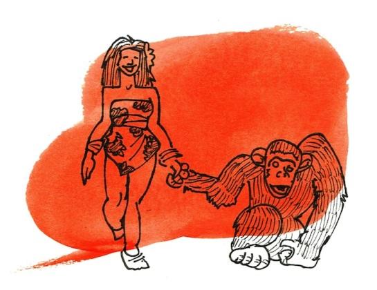 Monkey Love sdf 2014