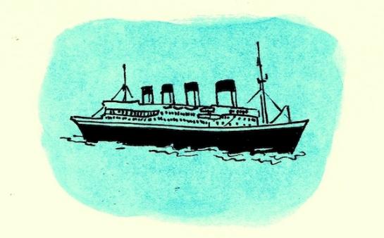 Titanic sdf 2014